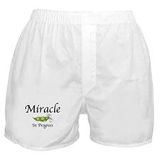 Miracle In Progress Boxer Shorts