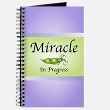 Miracle In Progress Pregnancy Journal