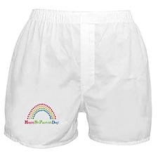 St. Patrick's Day Rainbow! Boxer Shorts