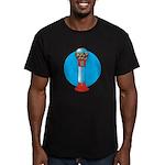 Gumball Machine Men's Fitted T-Shirt (dark)