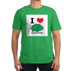 I Heart (Love) Green Beans T