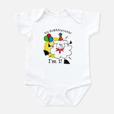 UnBAAlievable 1st Birthday Infant Bodysuit