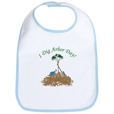 I Dig Arbor Day Bib