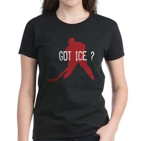 Got Ice? Women's Dark T-Shirt