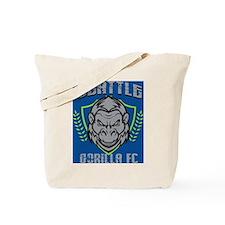 Seattle Gorilla FC Tote Bag