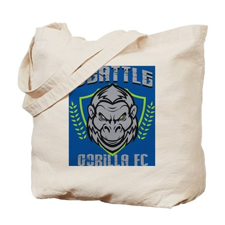 Seattle Gorilla FC Tote Bag