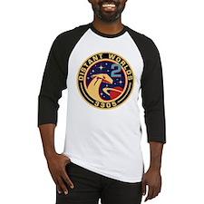 NY Obama Women's Plus Size V-Neck Dark T-Shirt