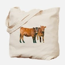 Cows on Tote Bag