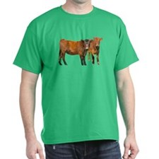 Cows on T-Shirt