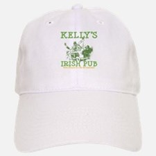 Kelly's Irish Pub Personalized Baseball Baseball Cap