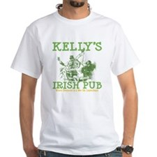 Kelly's Irish Pub Personalized Shirt