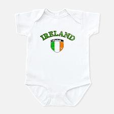 Irish Football Infant Bodysuit