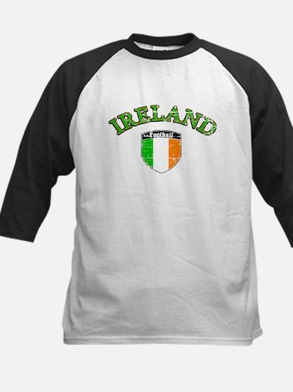 Irish Football Kids Baseball Jersey