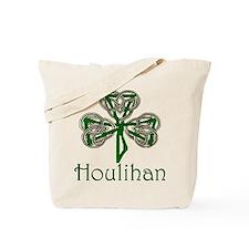 Houlihan Shamrock Tote Bag