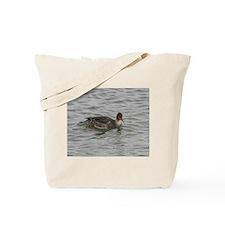 Female Merganser Tote Bag