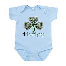 Hurley Shamrock Infant Bodysuit