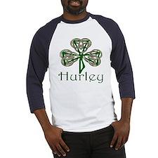 Hurley Shamrock Baseball Jersey