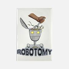 ROBOTOMY Rectangle Magnet
