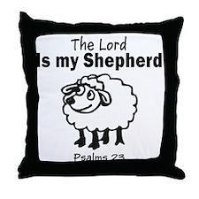 23 Psalm Throw Pillow