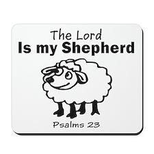 23 Psalm Mousepad