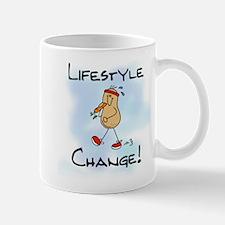 Peanut Lifestyle Change Mug