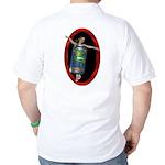 Beer Can Girl Golf Shirt