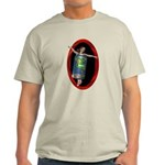 Beer Can Girl Light T-Shirt