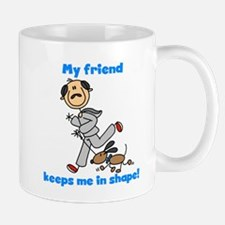 Friend in Shape Mug
