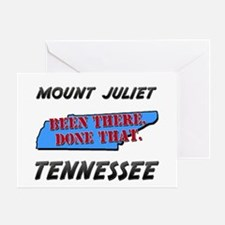 mount juliet tennessee - been there, done that Gre