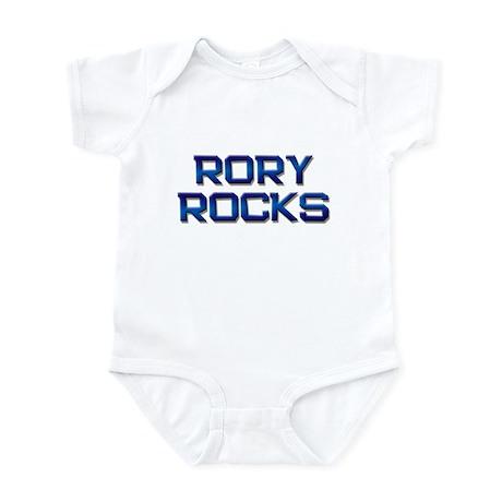 rory rocks Infant Bodysuit