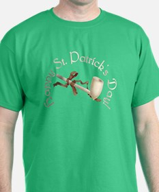St. Patrick's Day (Pipe T-Shirt