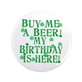 Saint patricks day birthday Single