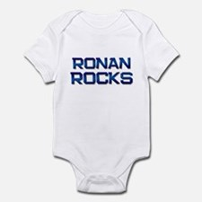 ronan rocks Infant Bodysuit