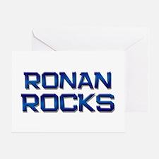 ronan rocks Greeting Card