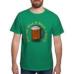 Patrick Was A Saint (Beer) Dark T-Shirt