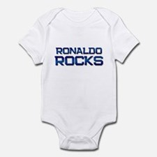ronaldo rocks Infant Bodysuit