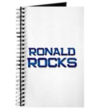 ronald rocks Journal