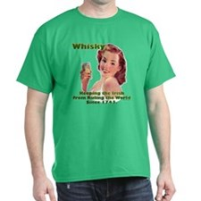 Irish Whisky T-Shirt