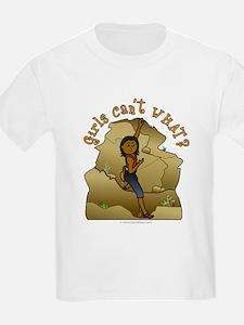 Dark Rock Climber T-Shirt
