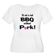BBQ Requires Pork T-Shirt