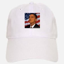 OBAMA SHOPS: Baseball Baseball Cap