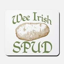 Wee Irish Spud Mousepad