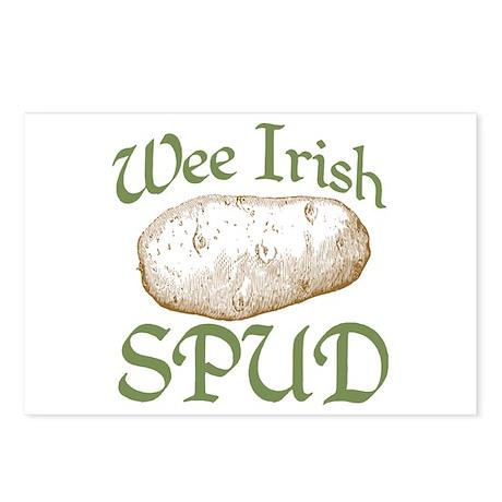 Wee Irish Spud Postcards (Package of 8)
