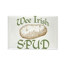Wee Irish Spud Rectangle Magnet (10 pack)