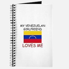 My Venezuelan Girlfriend Loves Me Journal