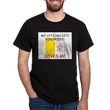 My Venezuelan Girlfriend Loves Me T-Shirt