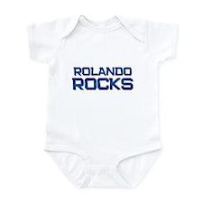 rolando rocks Infant Bodysuit