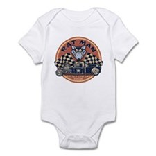 Rat Man Infant Bodysuit