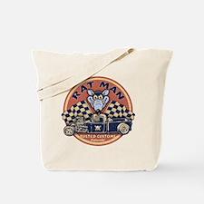 Rat Man Tote Bag