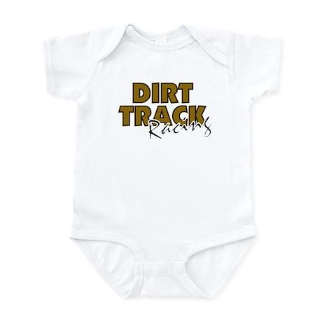 Dirt Track Racing Infant Bodysuit